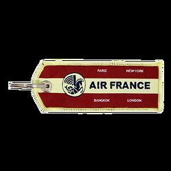 Porte-Clefs Flamme Vintage Bordeaux 1815