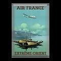 Magnet Affiche Extrême Orient