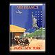 Magnet Affiche Paris New-York