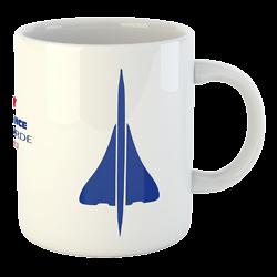 Mug Air France Concorde 1969-2019