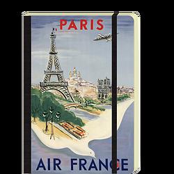 Carnet Paris tour Eiffel