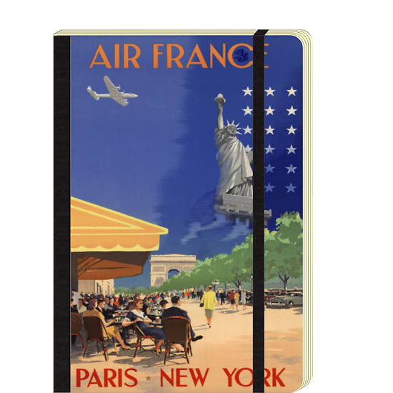 Carnet Paris New-York