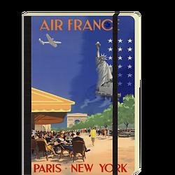 Carnet Paris New-York