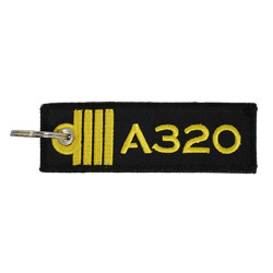 Porte-Clefs Commandant de Bord A320
