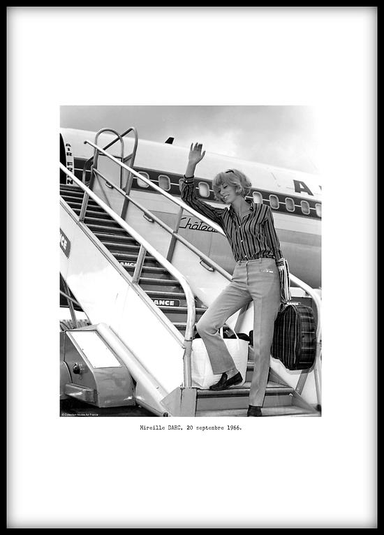 Mireille DARC - 1966