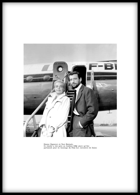 Simone SIGNORET & Yves MONTANT