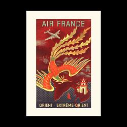Affiche AF Orient Extrême - Orient A021