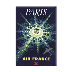 Magnet Affiche Paris Etoile