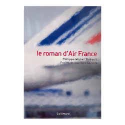 Livre le roman d'Air France