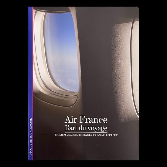 Livre Air France l'art du voyage