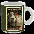 Mug Affiche Air France Asie