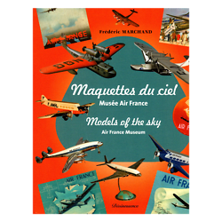 Livre Maquettes du ciel