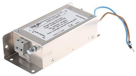 Filtre EMI 200Vca 30A 2.2 Kw