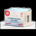 Tétine Silicone 0-6 mois