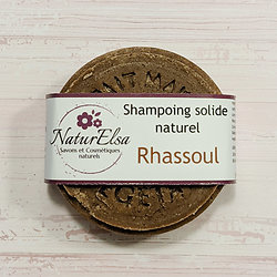 Shampoing solide Rhassoul