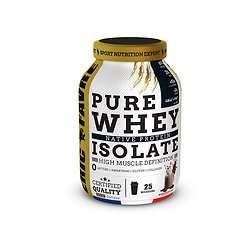 PURE WHEY 100% ISOLATE