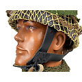 CASQUE GB  de Parachutiste - HSAT- en plastique ABS