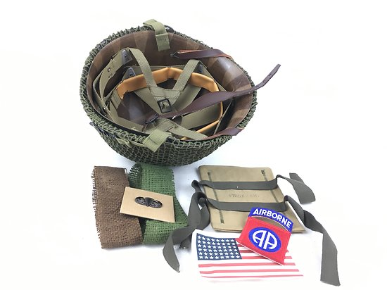 PACK D-DAY - 82nd AIRBORNE