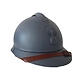 "CASQUE ADRIAN MOD 1915 VERSION ""LUXE"" - INFANTERIE"