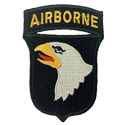 PATCH 101st AIRBORN DIV