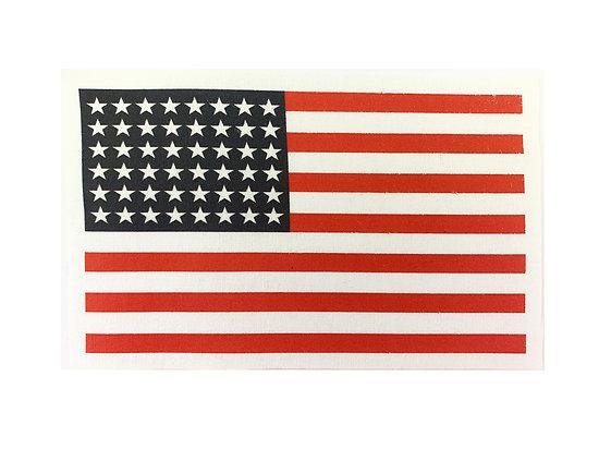 "USA ""IDENTIFICATION FLAG"""