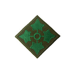 PATCH 4th INF DIV