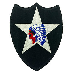 PATCH 2nd INF DIV
