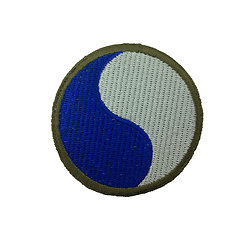 PATCH 29th INF DIV
