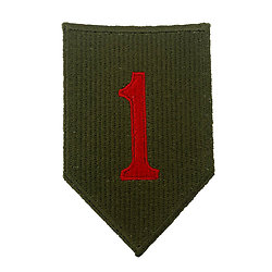 PATCH 1st INF DIV