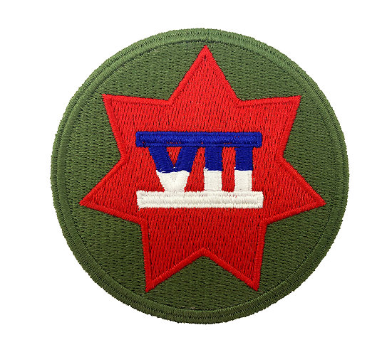 PATCH VII CORPS