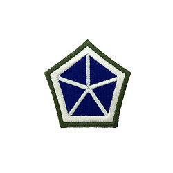 PATCH V ARMY CORPS