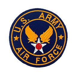 PATCH ARMY AIR FORCE
