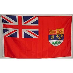 "DRAPEAU du CANADA ""1922 RED INSIGN FLAG"""