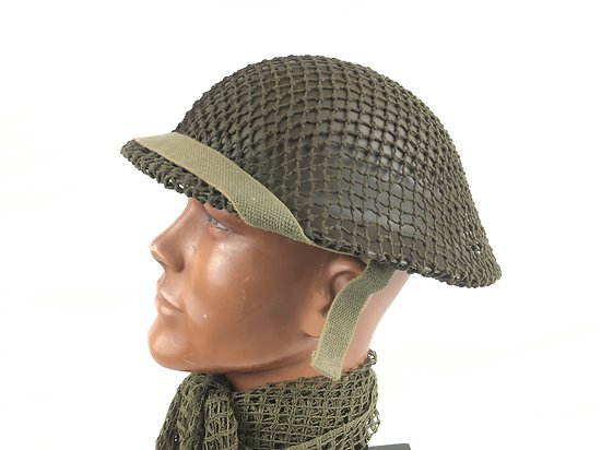 CASQUE CANADA MARK II - CL/C. 1942