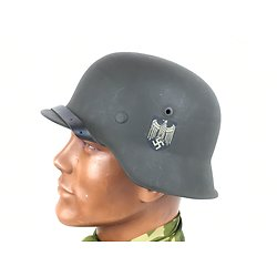 CASQUE ALLEMAND MOD 1942 / DECAL WH / ABS