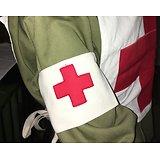 USA BRASSARD MEDICAL WW2