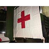 USA DRAPEAU DE TENTE MEDICAL WW2