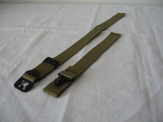 KIT JUGULAIRE US M-1 TYPE 2 VERSION 1944