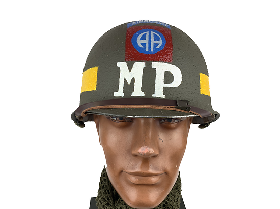 FORFAIT INSIGNE MP BANDE JAUNE / 82nd AIRBORNE