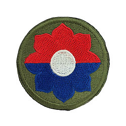 PATCH 9th INF DIV