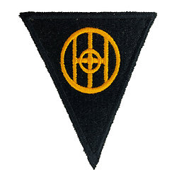 PATCH 83rd INF DIV