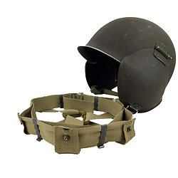 "SUSPENSION ""RIDDEL"" - CASQUE USM3 / ANTI-FLAK"