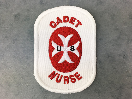 PATCH CADET NURSE