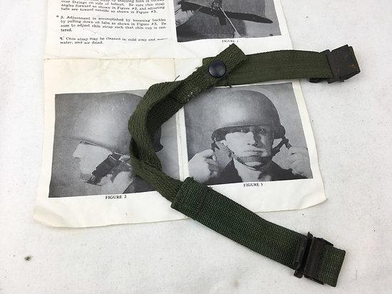 Jugulaire-mentonnière USM1 - à montage rapide M-1973