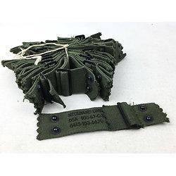 Neckband Régable à toile verte - USM1 - Mod 51 - 1967