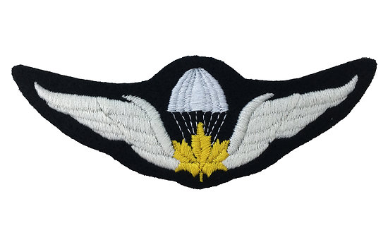 PATCH CANADIAN PARATROOPER