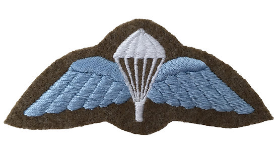 PATCH BRITISH PARATROOPER