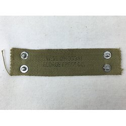 Neckband S-HBT - GEORGE FROST CO. - N°2 - 1943