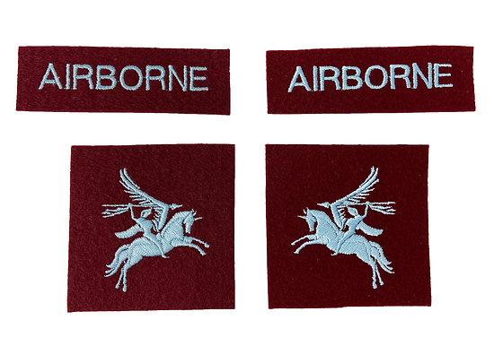 PATCH BRITISH 6th AIRBORNE