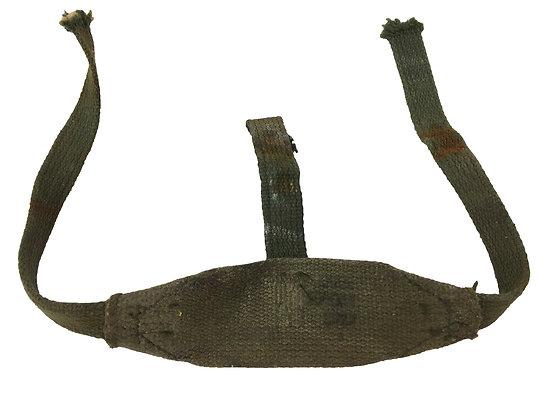 Neckband 3 points en toile verte - M1971